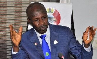 Some banks are aiding and abetting corruption, says Magu