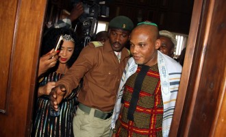 Nnamdi Kanu and the Biafran zoo