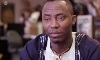 Sowore, Sahara Reporters publisher, arrested in Lagos