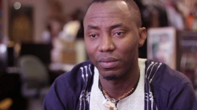 Sowore, Sahara Reporters' publisher, arrested in Lagos