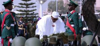 Buhari remembers fallen heroes, commends troops for their sacrifice