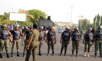 Police deploy 5,000 officers for APC convention of 6,800 delegates