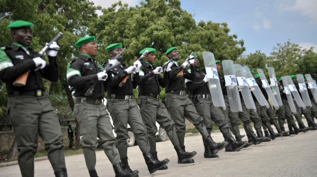 4000 policemen, 3000 NSCDC officers deployed in Nasarawa ahead of Buhari's visit