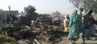 DHQ blames air strike which killed 126 on 'lack of appropriate marking'