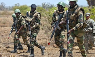 Senegalese troops break into Gambia