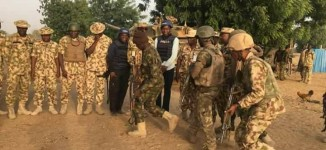 Troops raid militia camp in Benue, 'recovers arms'