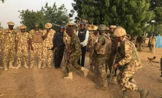 Troops gun down '15 Boko Haram fighters' in Sambisa