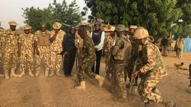 21 herdsmen, one soldier killed in Benue gunbattle