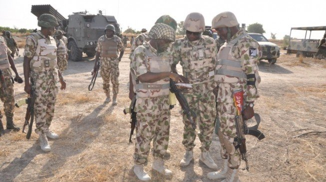 Olonisakin: Military confronting 14 security threats