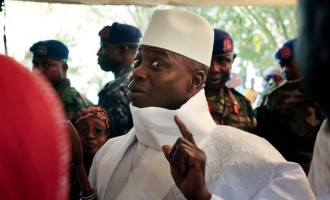 Jammeh breaks silence, says the love for Gambia made him step down