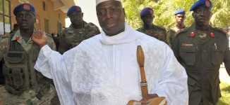 Gambia sells Jameh's planes to pay off debt