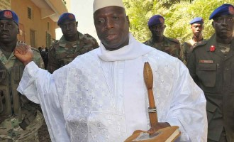 Jammeh declares 90-day emergency in Gambia