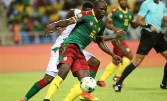 Again, Cameroon ends Senegal's AFCON trophy dream
