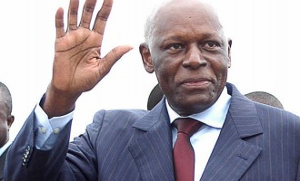 Angolan president quits after 38 years — but his ally is warming up