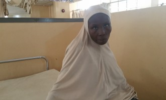 TEARS FROM RANN: This woman lost husband, 3 children, father, mother and brothers to Boko Haram war