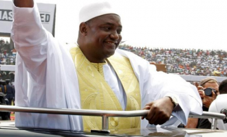 Barrow's party wins Gambia parliamentary election