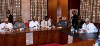 APC govs: It's not compulsory for Buhari to preside over FEC meetings