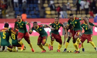 JUST IN: Cameroon defeats Egypt to win 5th AFCON title