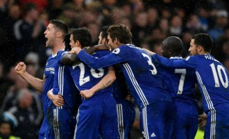 Moses in fine form as Chelsea outclass Swansea at Stamford Bridge
