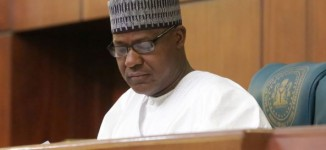 Dogara: I fear a lot about the place of this govt in history