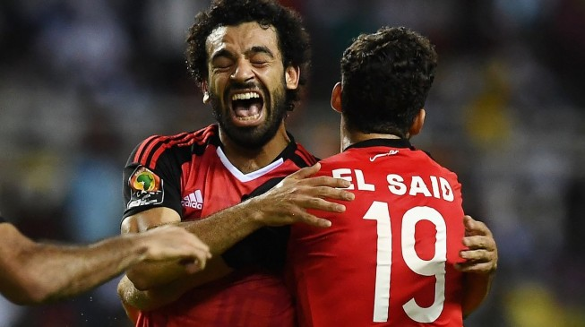 Egypt defeat Burkina Faso to book final place