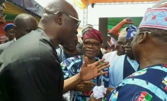 Fayose:  I'm not dumping PDP… I attended Akeredolu's inauguration for Yoruba unity