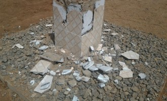 El-Rufai kicks as foundation of proposed military base in southern Kaduna is vandalised