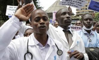 Kenya court jails doctors over strike