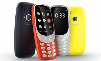 'Reborn' Nokia 3310 now available in Nigeria
