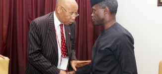MTN Nigeria CEO, South African chairman visit Osinbajo