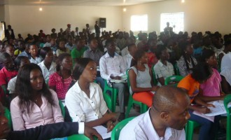 Otuoke varsity admits 2,430 students during sixth matriculation