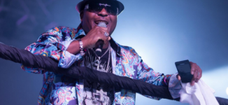 My son is a genius, Shina Peters gushes over Clarence