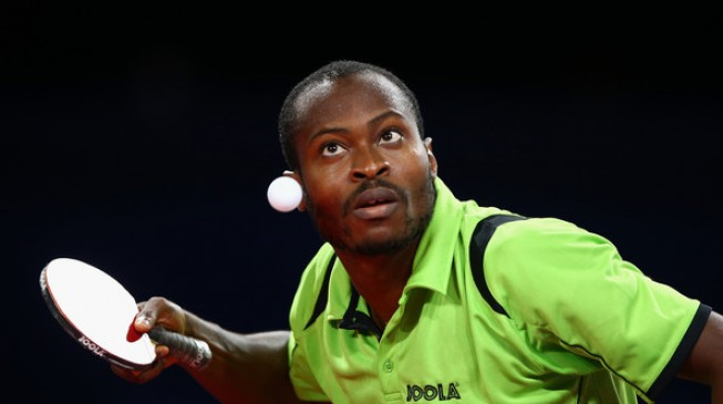 Quadri to fly Nigeria's flag at Ultimate Table Tennis League