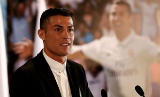 Cristiano Ronaldo denies tax fraud accusations