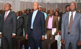 Power sector was sold to clueless investors, says Saraki