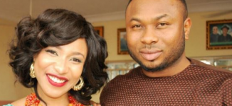 Tonto Dikeh's husband: When my wife is intoxicated, six men can't hold her down