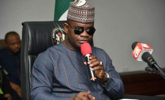 Kogi now a haven for Boko Haram, says Yahaya Bello