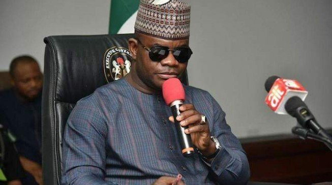 Some politicians playing with the destiny of my people, says Yahaya Bello