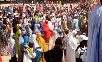 Maiduguri residents celebrate 'return of peace'