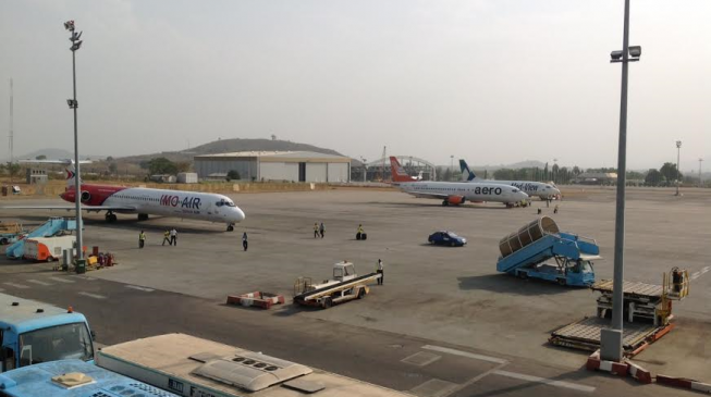 NCAA slams N9.5m fine on airline for 'violating' air space
