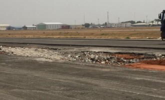 Abuja airport runway is 57.5% completed, says aviation minister