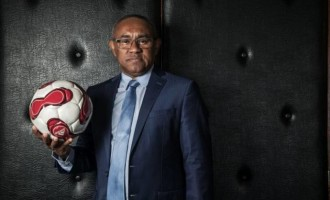 Nigeria must play key role in development of African football, says CAF