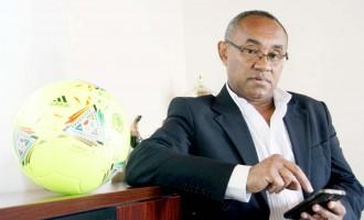 CAF election: I'll bring a breath of fresh air to African football, says Ahmad