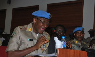 Commandant of Peace Corps accused of fraud