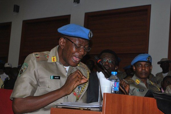 Why Buhari declined to assent to Peace Corps bill