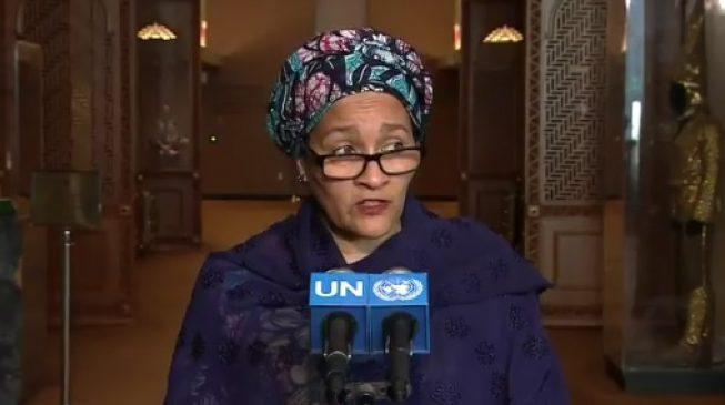Amina Mohammed: UN has job openings for young Nigerian graduates