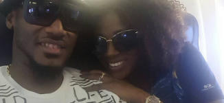 VIDEO: I love this woman, says 2baba as he surprises Annie