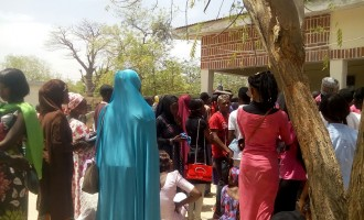 Tension as soldiers invade Borno JAMB office 'to register girlfriends'