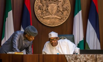 Buhari gives Osinbajo go-ahead to sign budget