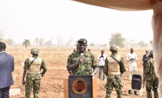 Peacekeeping: Nigeria to deploy 230 soldiers to Liberia